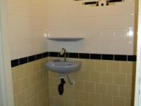 Toilet tegelwerk (StJacob)
