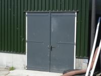 Nieuwe staldeuren (Workum)