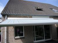 Zonnescherm gemonteerd Leeuwarden