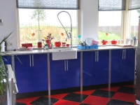 Maatwerk eigen ontwerp keuken (St Jacob)