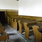 Algehele renovatie Kerkje in Nijhuizum incl. houtimitatie